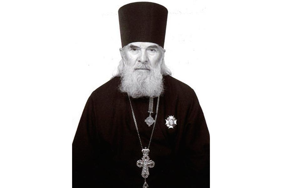 Протоиерей Владимир Парменович Недосекин, отец епископа Видновского Тихона