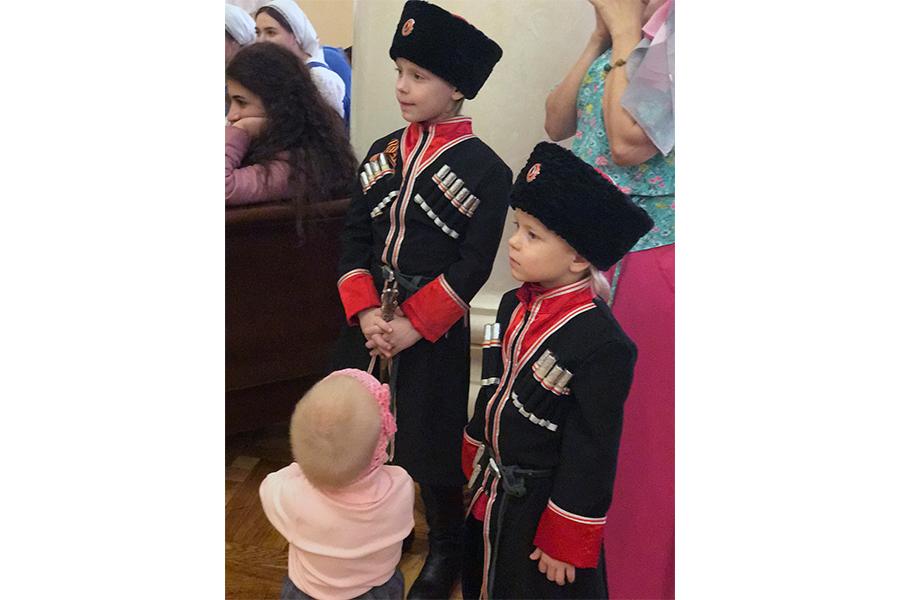 В Краснодарском крае создан Союз казачьей молодежи