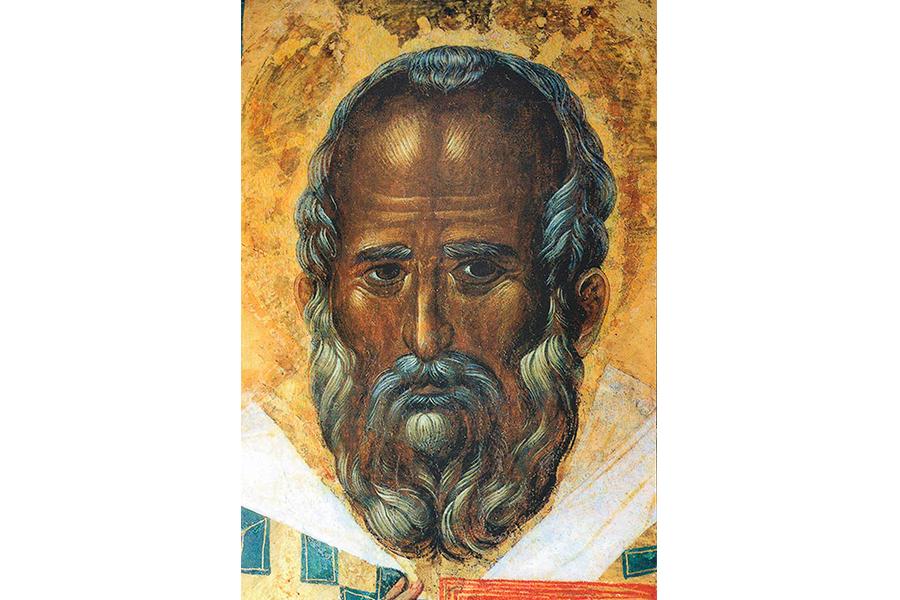Прижизненное изображение Святителя Николая