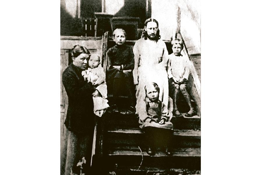 Семья отца Павла Флоренского
