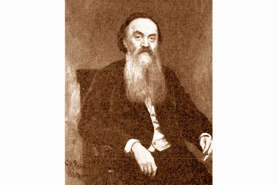 Николай Николаевич Страхов