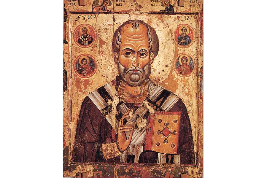 Святитель Николай Чудотворец, икона