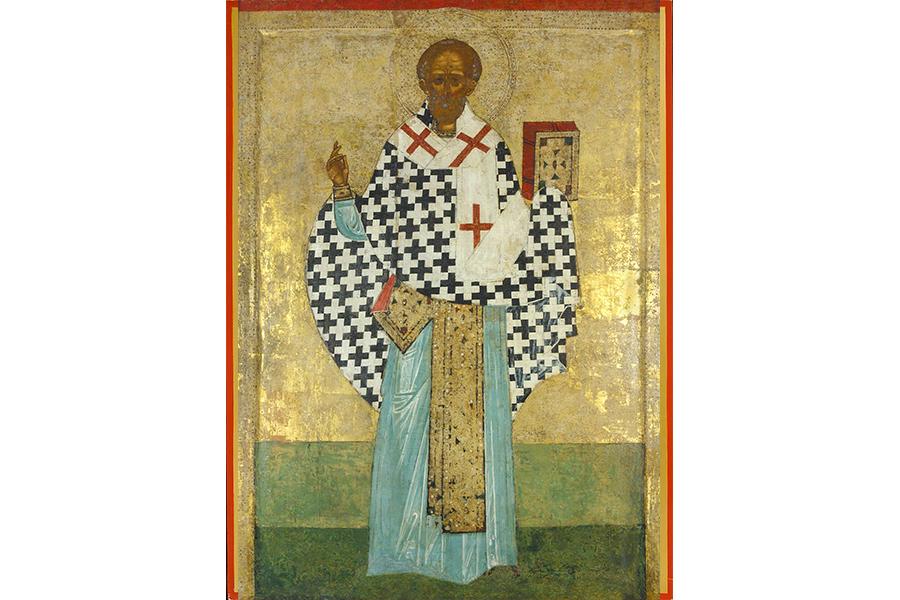 Святитель Никола Зарайский