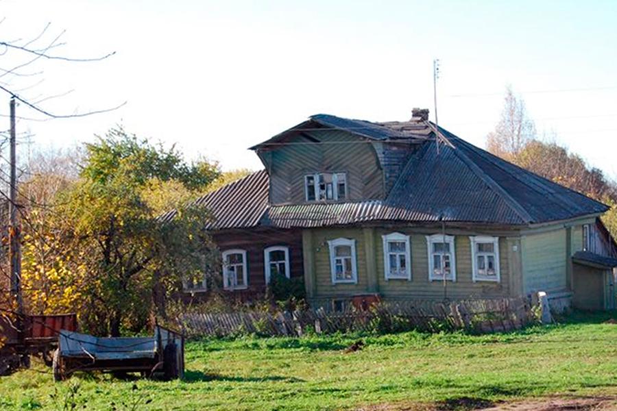 Дом священников Носовых