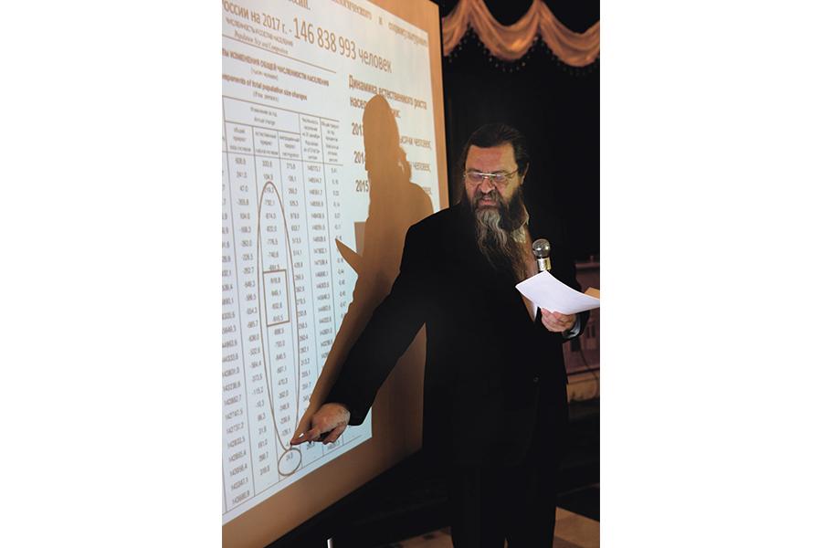 Выступление Игоря Павловича Рязанцева на Форуме духовно-нравственной культуры в Ташкенте