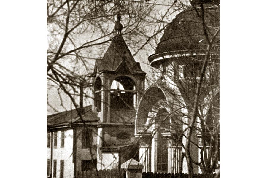 Дом милосердия в Харбине