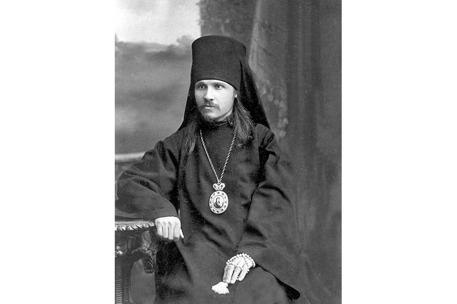 Епископ Владимиро-Волынский Фаддей Успенский