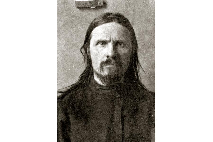 Священномученик Фаддей (Успенскипй), фото из заключения