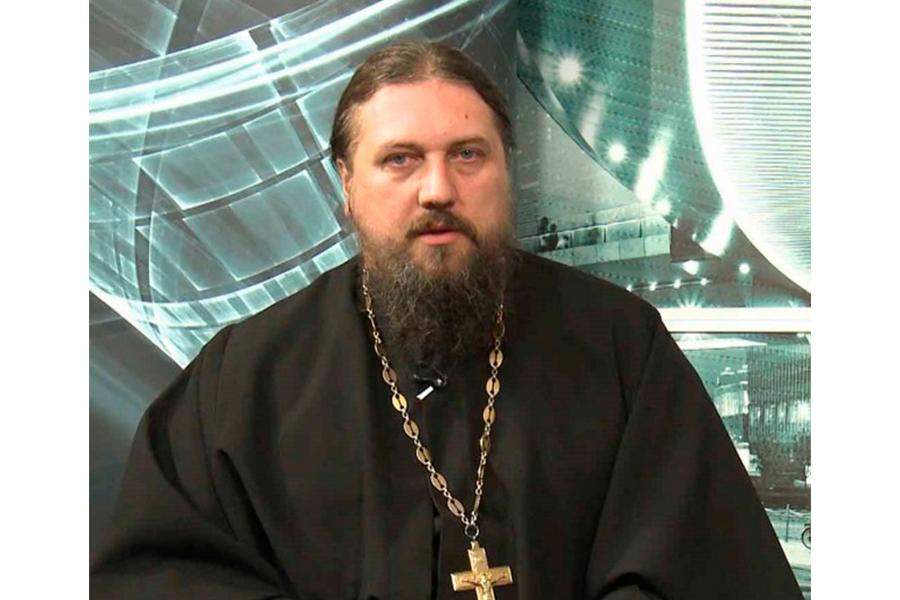 Протоиерей Илья Шугаев