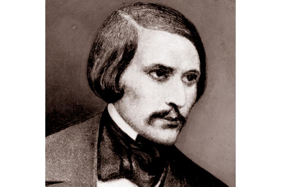Молодой Гоголь