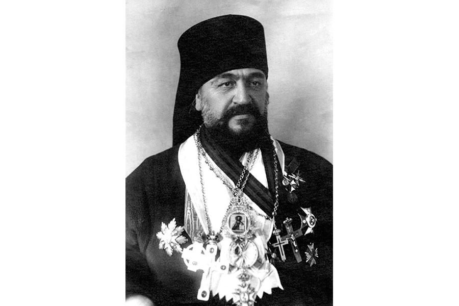 Митрополит Нестор в 1938 году
