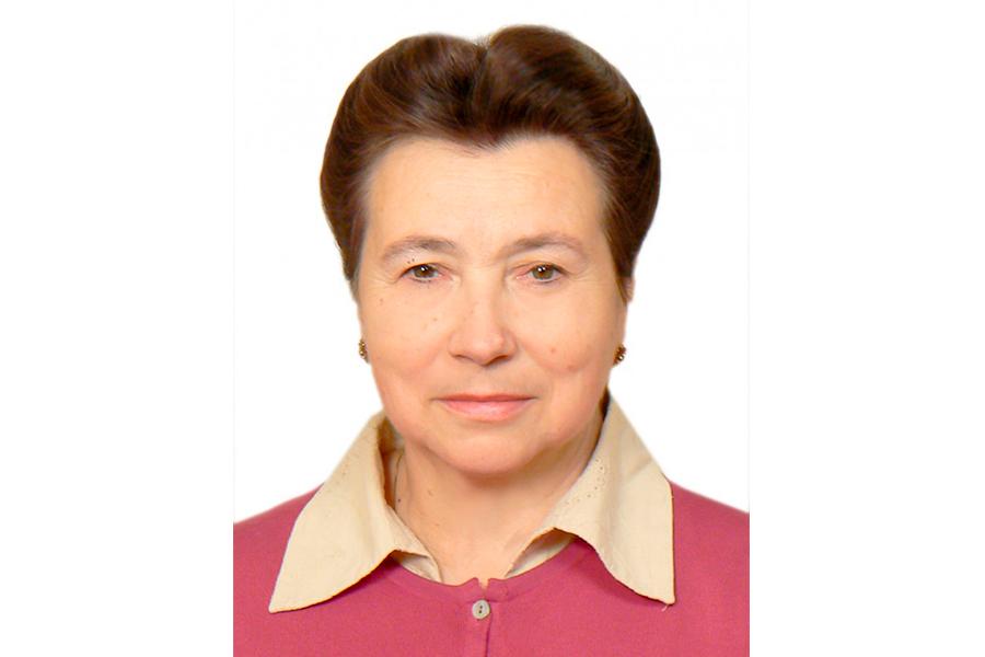Евгения Васильевна Николаева