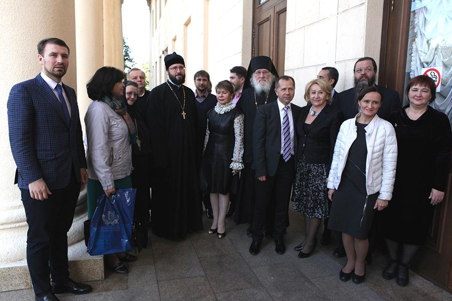 Участники форума-фестиваля в Сочи в 2016 году