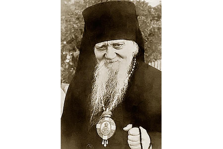 Святитель Афанасий (Сахаров), 1962 г.