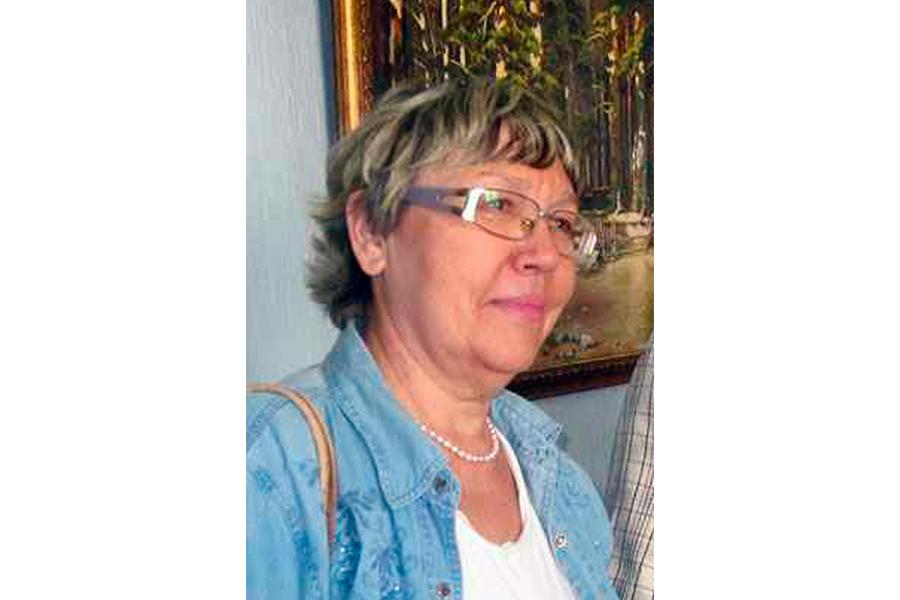 Лариса Андреевна Черкашина