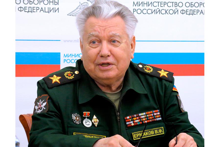 Генерал армии Виктор Федорович Ермаков