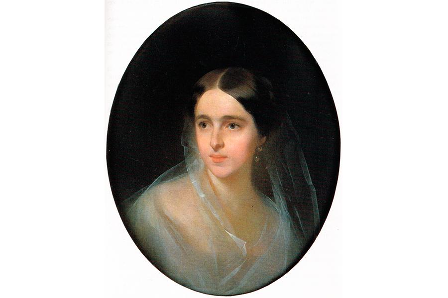 Наталия Николаевна Пушкина