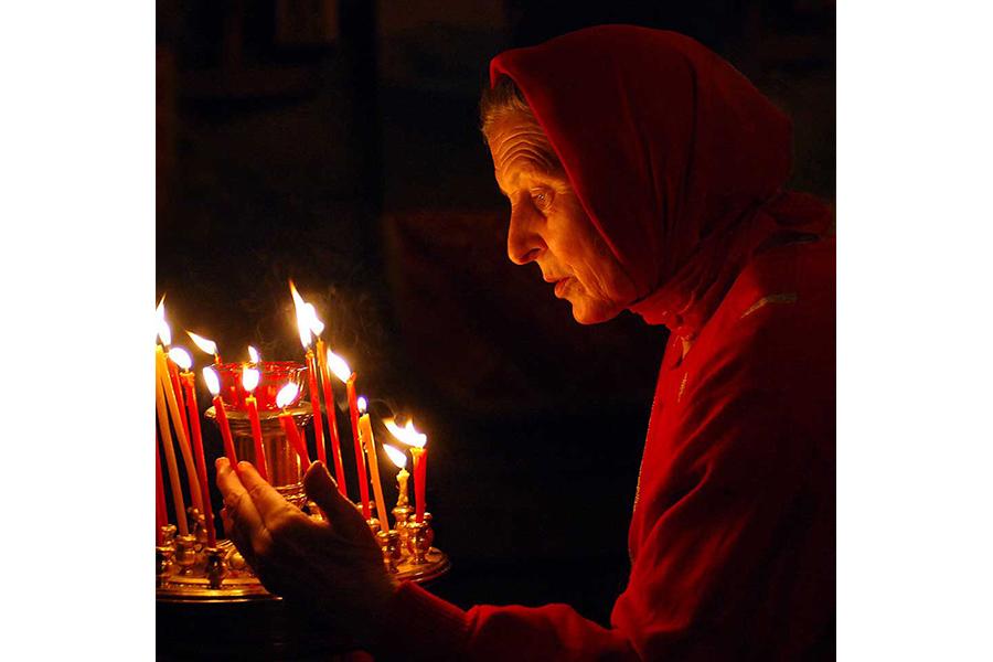 Великий пост и молитва