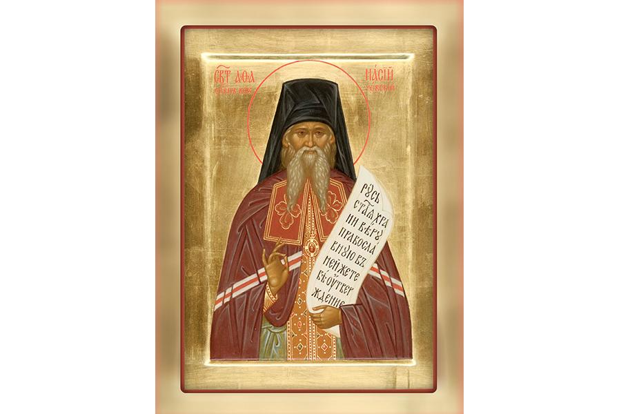Святитель Афанасий, икона