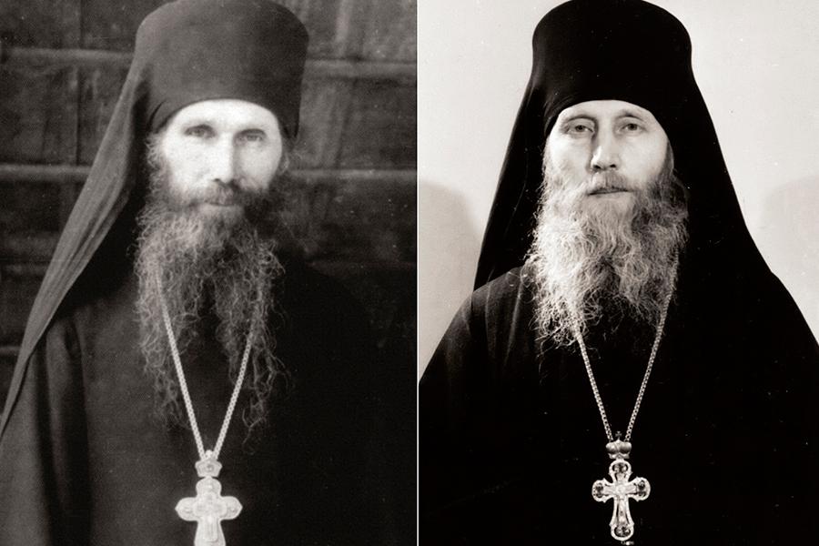 Отец Кирилл и отец Наум. Начало монашеского пути
