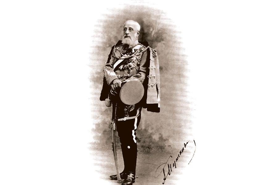 Александр Александрович Пушкин, старший сын поэта