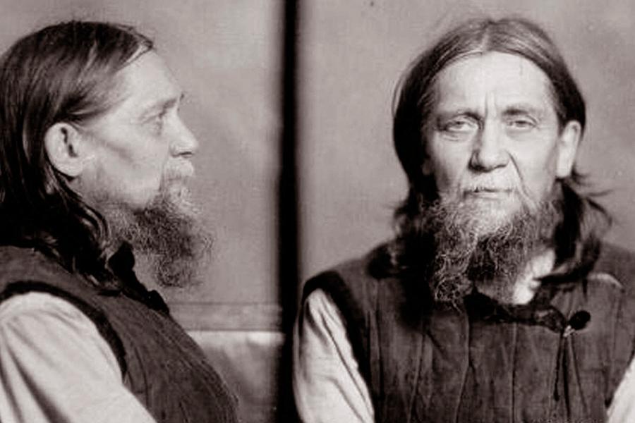 Святитель Афанасий Ковровский, тюремное фото