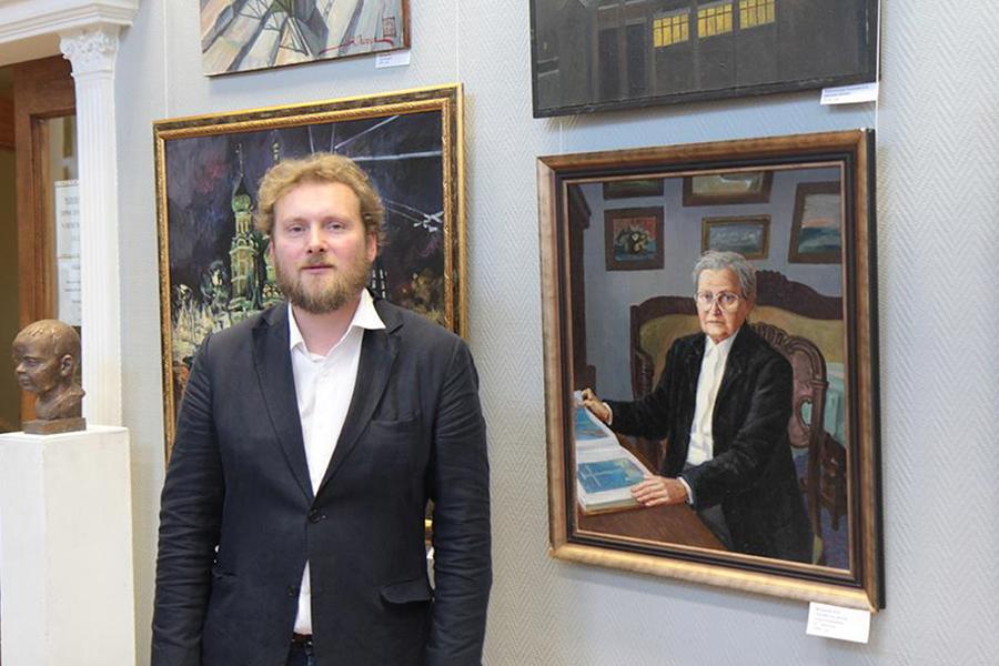 Филипп Москвитин