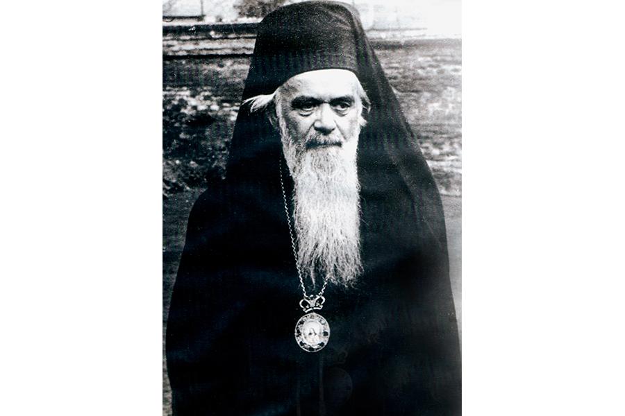 Епископ Николай Сербский (Велимирович)