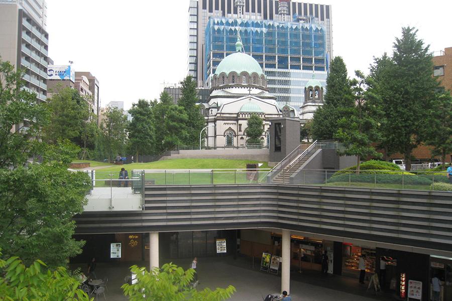 Собор Воскресения Христова. Японцы его называют храм Никорай-до