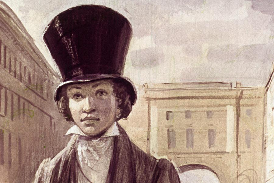 фото в пушкина в лицее