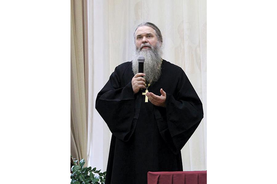 Протоиерей Виталий Рыбаков