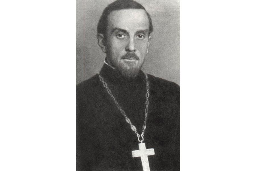 Стефан Ляшевский, протоиерей