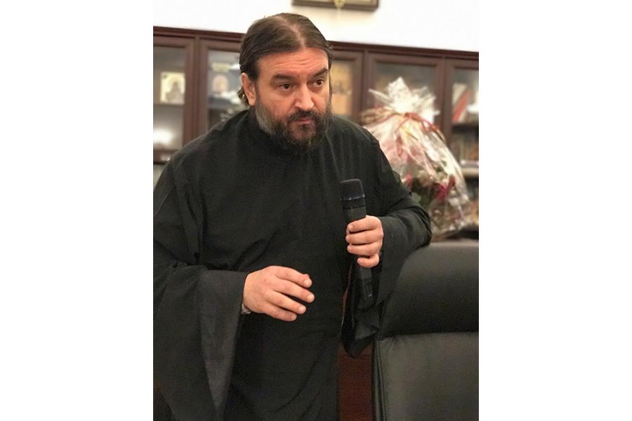 Отец Андрей Ткачев