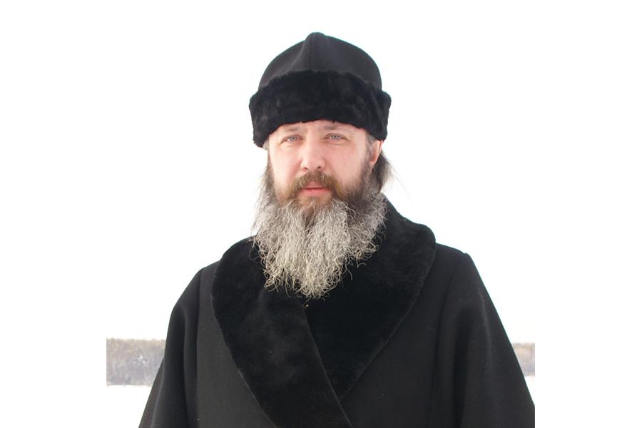 Епископ Братский и Усть-Илимский Максимилиан