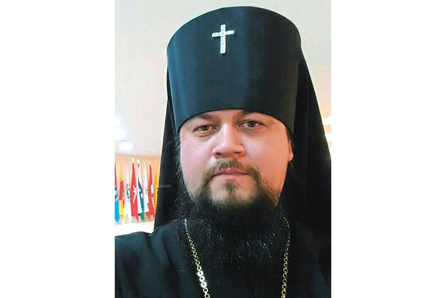 Архиепископ Биробиджанский и Кульдурский Ефрем