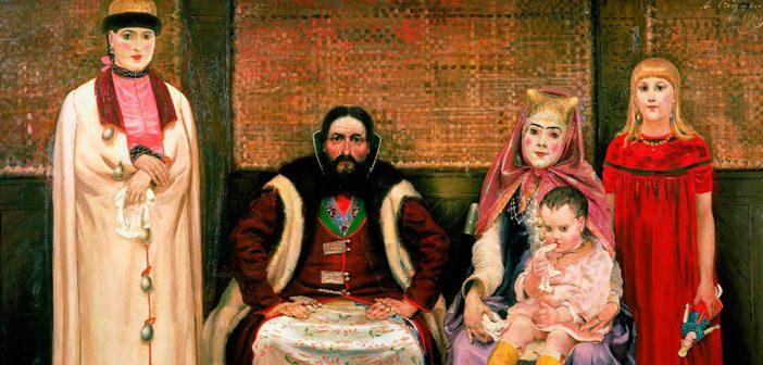 Возродить патриархальную семью