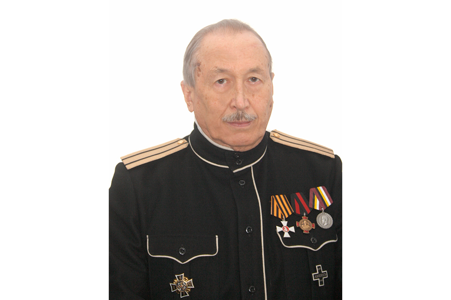 Борис Галенин