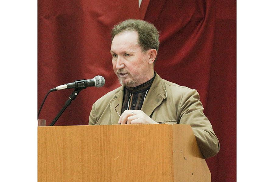 Александр Михайлович Шарипов, кандидат исторических наук, член Союза писателей России