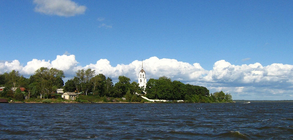 Остров Талабск (Залит)