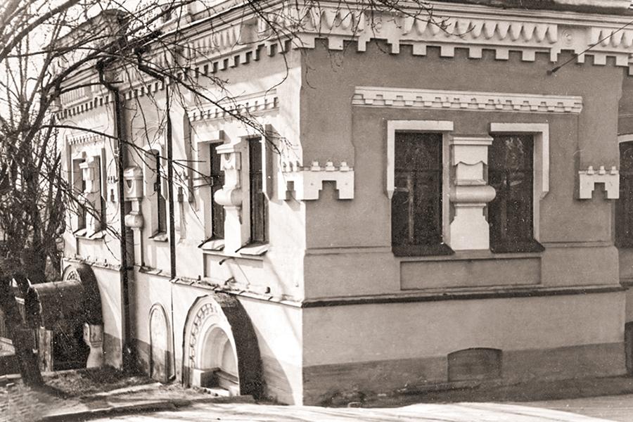 Дум купца Ипатьева в Свердловске