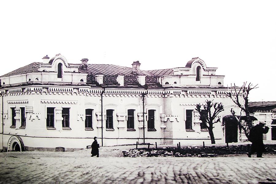 Ипатьевский дом, начало XX века