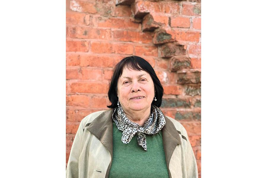 Зинаида Петровна Селезнева