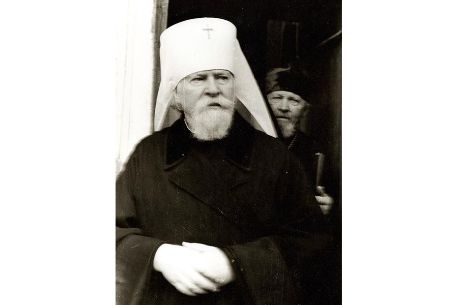Митрополит Крутицкий Николай (Ярушевич)