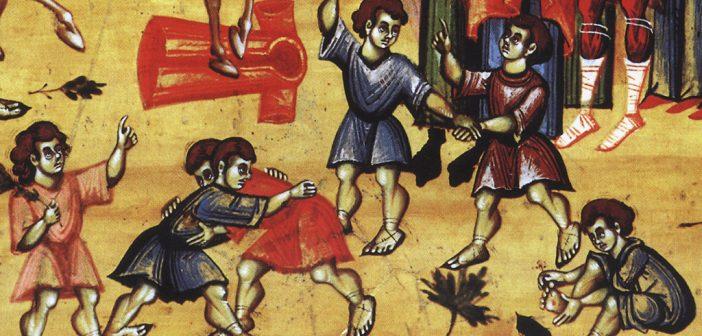 Святитель Иоанн Златоуст о воспитании детей