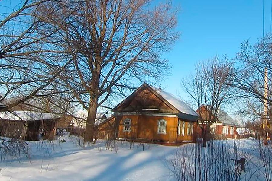 Деревня Сумино Кашинского района
