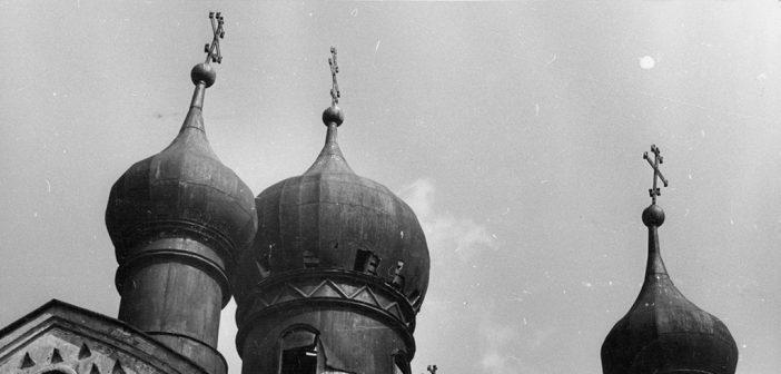 Церковь Живоначальной Троицы села Уницы Тверской области