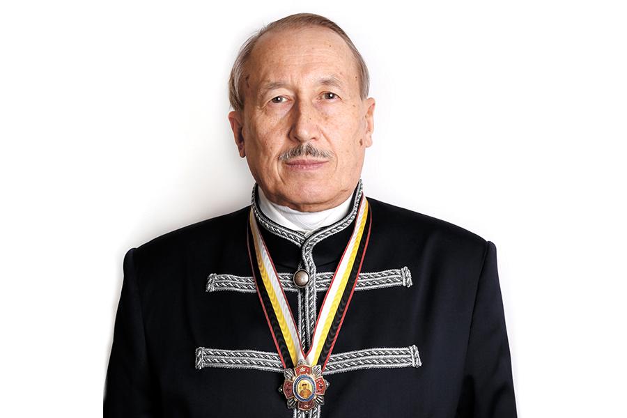 Борис Глебович Галенин