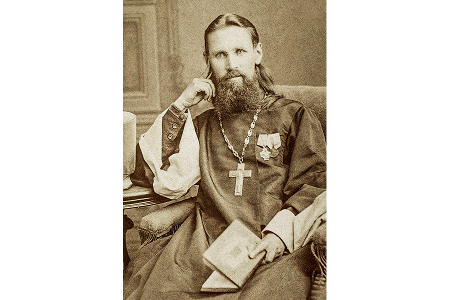 Святой праведный Иоанн Кроштадтский