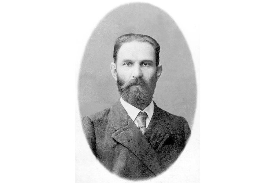 Дмитрий Алексеевич Носов, бухгалтер Калязинской земской управы