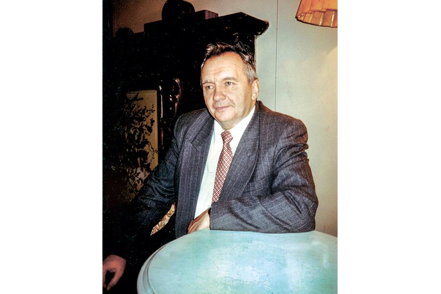 Александр Сергеевич Панарин, 1996 г.